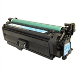 Remanufactured HP CF321A Cyan Laser Toner Cartridge