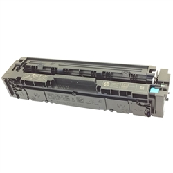 Remanufactured HP CF401A (201A) Cyan Toner Cartridge