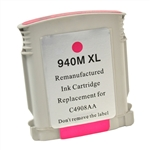 Remanufactured HP 940XL C4908AN Magenta Ink Cartridge