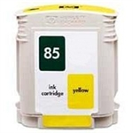 Remanufactured HP C9427A Yellow Ink Cartridge