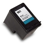 Remanufactured HP CC653AN Black Ink Cartridge