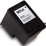 Remanufactured HP CC654AN Black Ink Cartridge