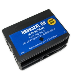 Remanufactured HP 932XL Black High Yield Ink Cartridge