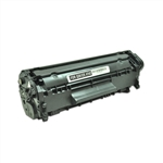 Remanufactured HP Q2612X Black Laser Toner Cartridge