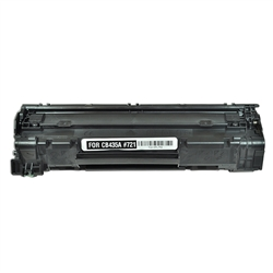 Compatible HP CB435A Black Laser Toner Cartridge