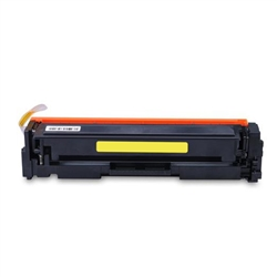 Compatible HP 202X CF502X Yellow Toner Cartridge High Yield