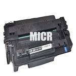 Remanufactured HP Q6511A Black MICR Laser Toner Cartridge