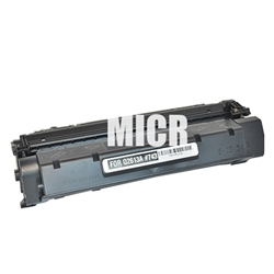 Remanufactured HP Q2613A Black MICR Laser Toner Cartridge