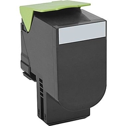Lexmark 80C1XK0 Toner Extra High Yield Black Compatible Cartridge
