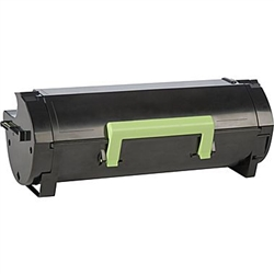 Lexmark 50F1H00 (501H) Black Toner High-Yield Compatible Cartridge