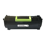 Lexmark 52D1X00 (521) Black Toner High Yield Compatible Cartridge