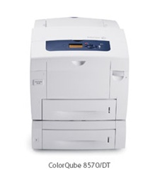 Brand New Xerox ColorQube 8570DT Solid Ink Color Printer